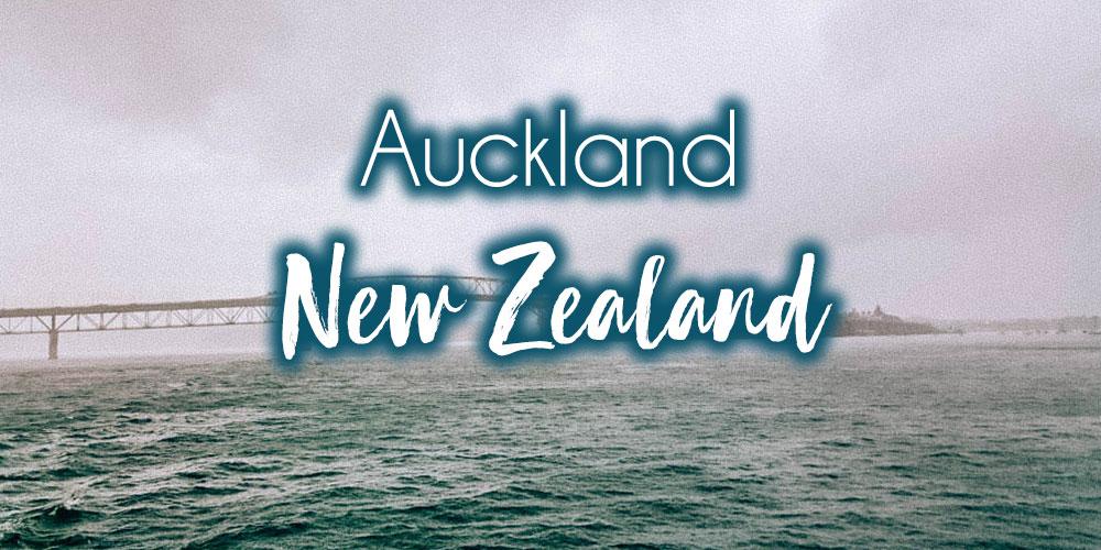 City of Sails: Barbados to Auckland NZ