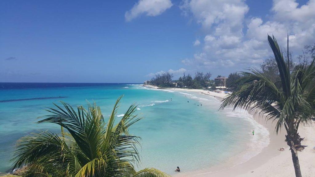 A view of Accra Beach South Coast