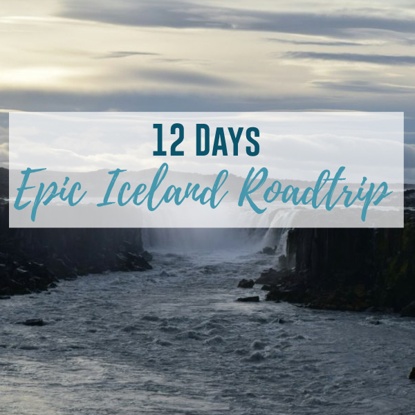 Epic iceland road trip itinerary