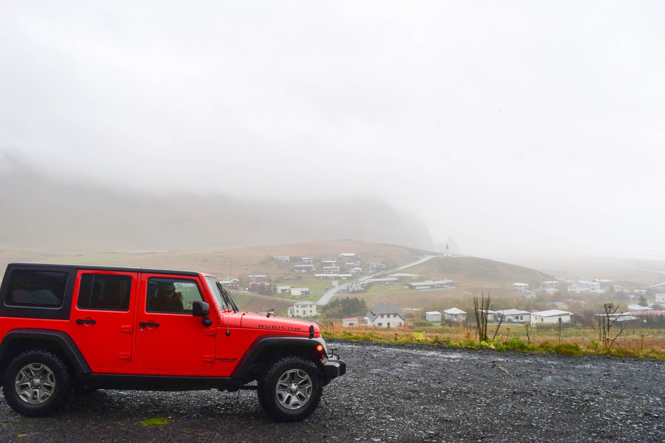 Jeep Rubicon: Iceland