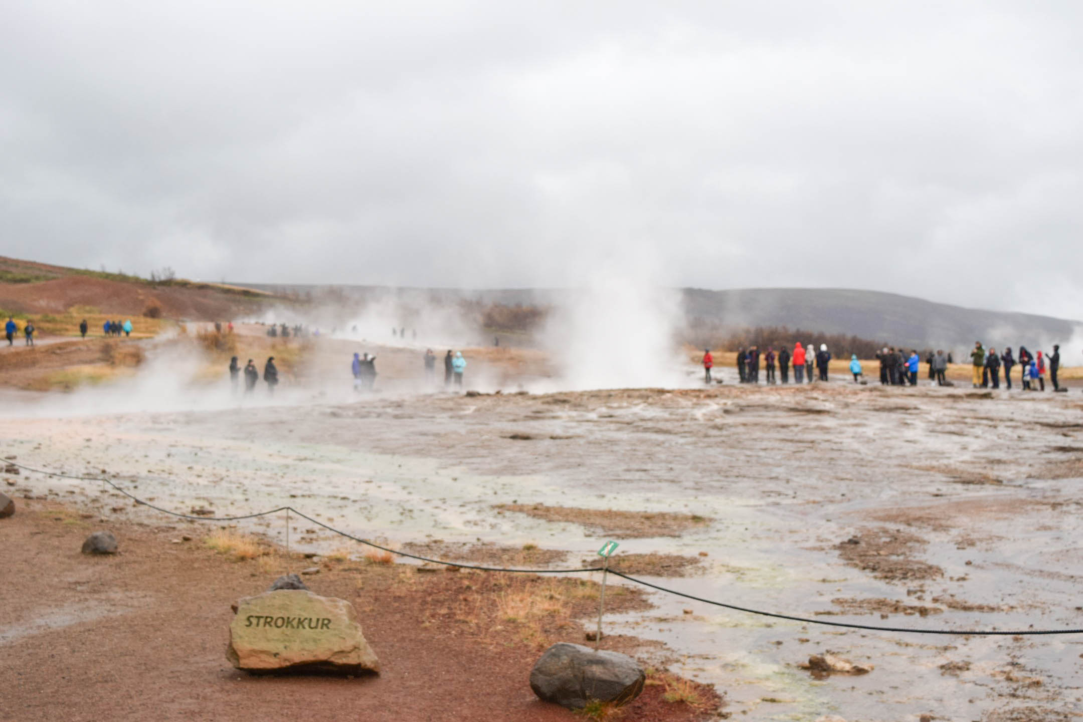 Strokkur Geyer: Golden Circle Iceland