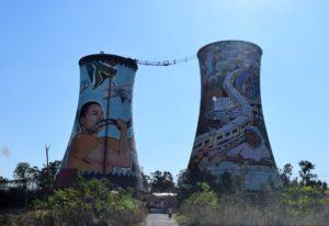 Activities in Johannesburg