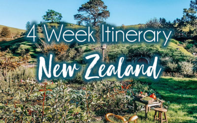Epic New Zealand Itinerary