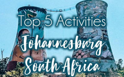 South Africa: Top 5 Activities in Johannesburg