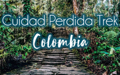 Colombia's Lost City: Hiking to Ciudad Perdida