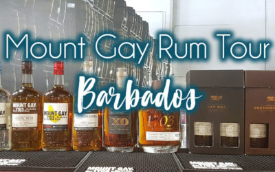 Mount Gay Rum Tour: Barbados Must Do