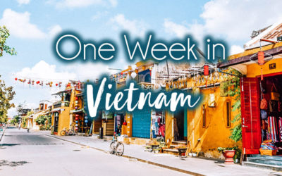 Our First Taste of South East Asia: One Week in Vietnam