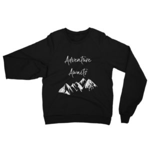 Adventure awaits sweater