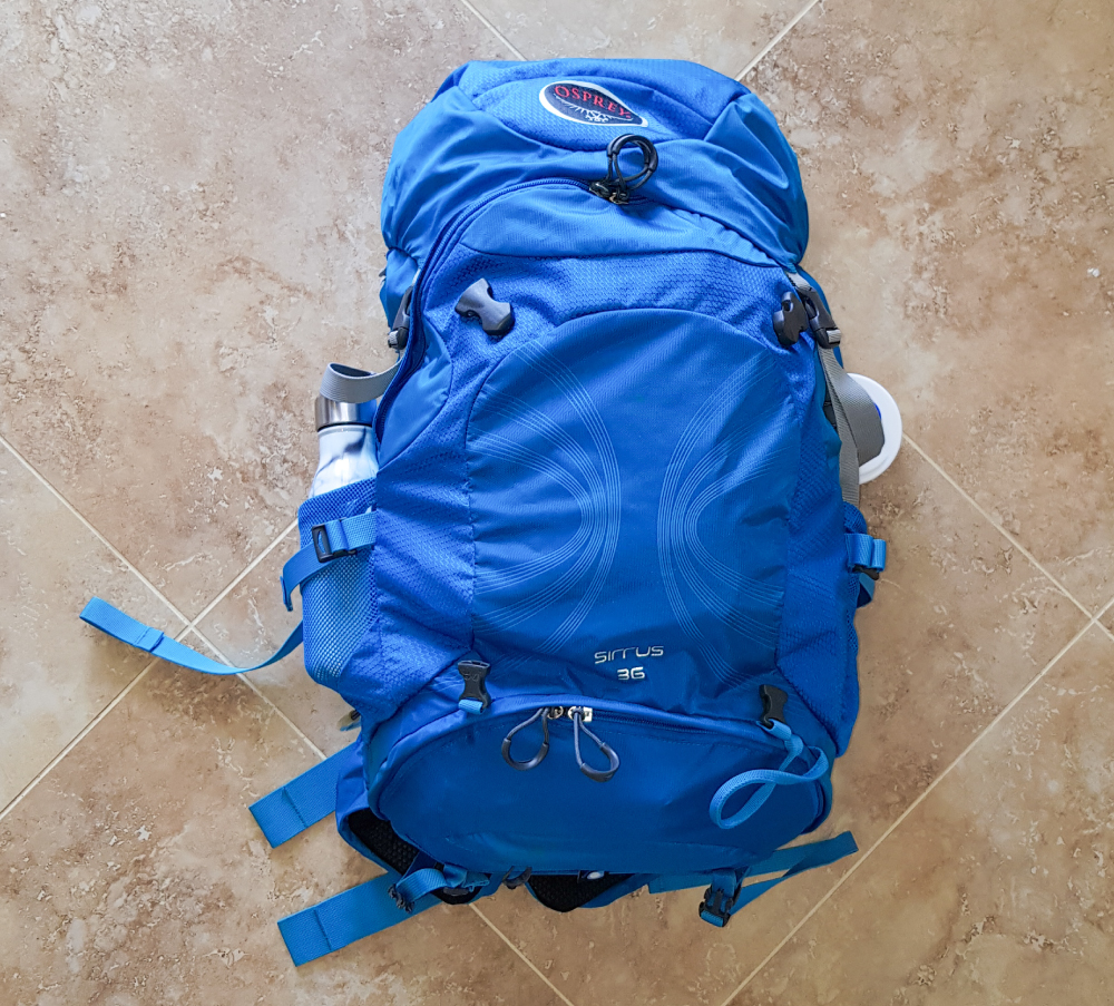 Backpack Packing Guide