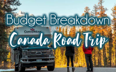 Budget Breakdown: Canadian Rockies Road Trip