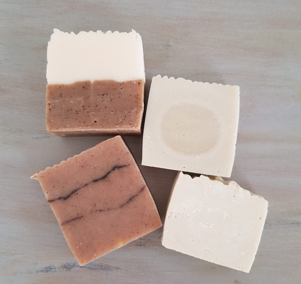 Wandering Bajans Homemade Soap Bars. Zero waste, plastic free travel toiletries