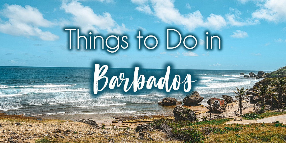 32 Things to do in Barbados