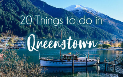 20 Things to do in Queenstown New Zealand